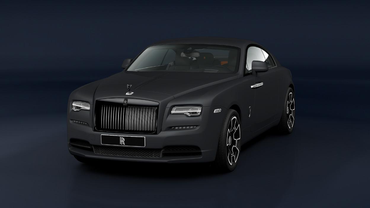 New 2019 Rolls-Royce Wraith Black Badge | Greenwich, CT