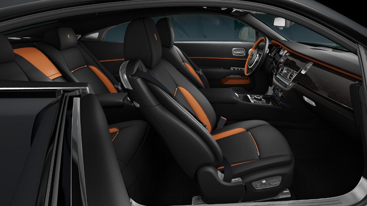 New 2019 Rolls-Royce Wraith Black Badge   Greenwich, CT