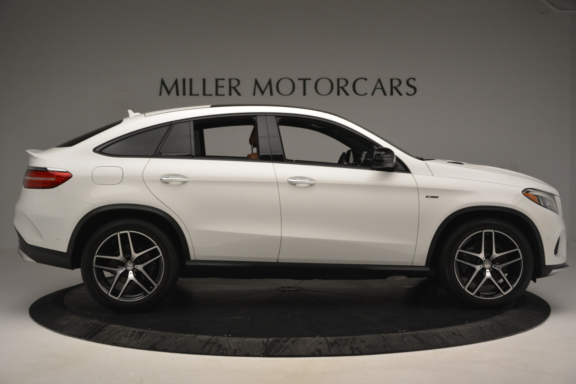 Used 2016 Mercedes-Benz GLE 450 AMG Coupe 4MATIC | Greenwich, CT