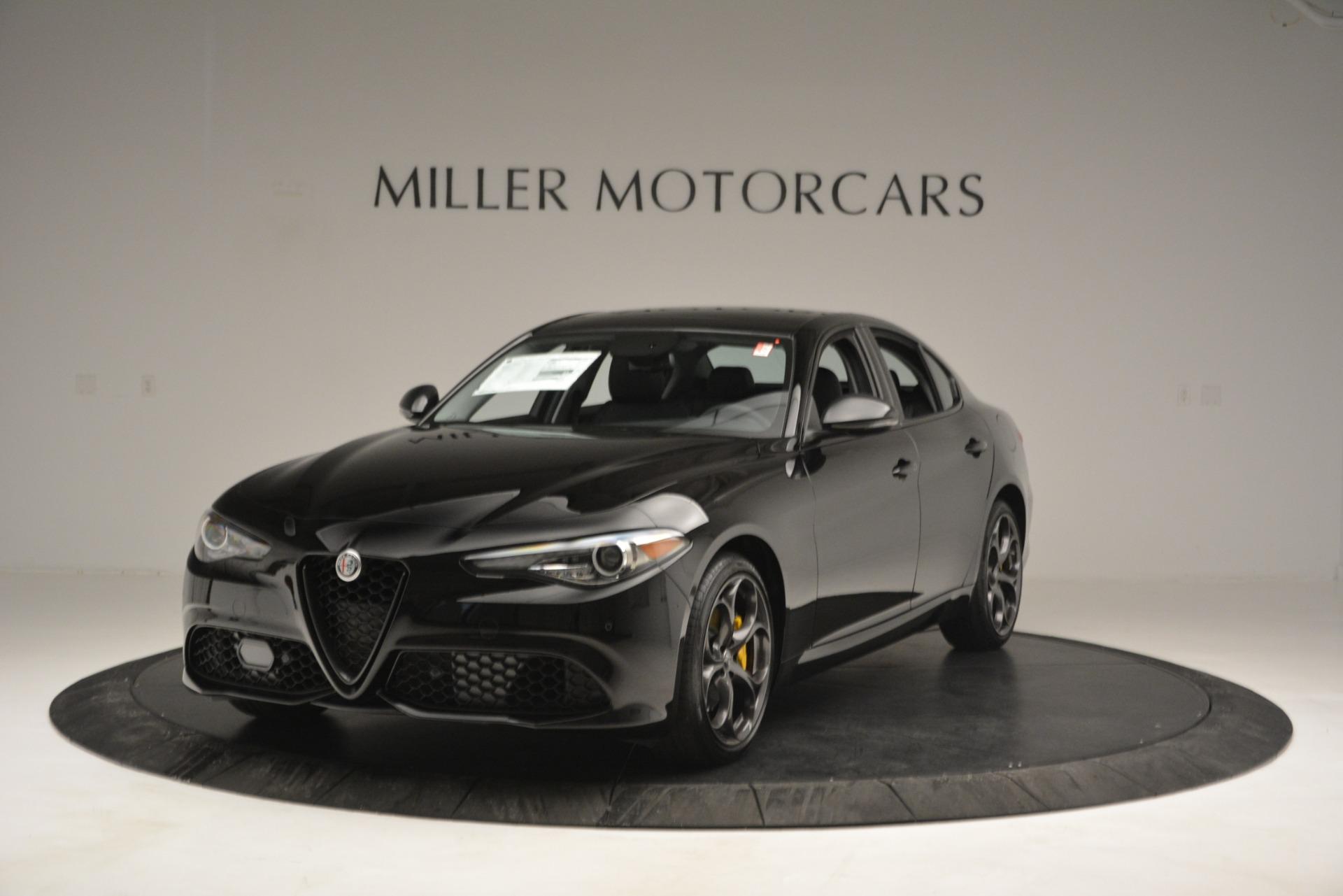 New 2019 Alfa Romeo Giulia Sport Q4 | Greenwich, CT