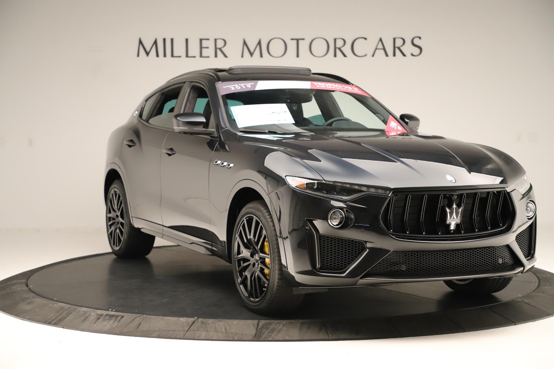 New 2019 Maserati Levante Trofeo | Greenwich, CT