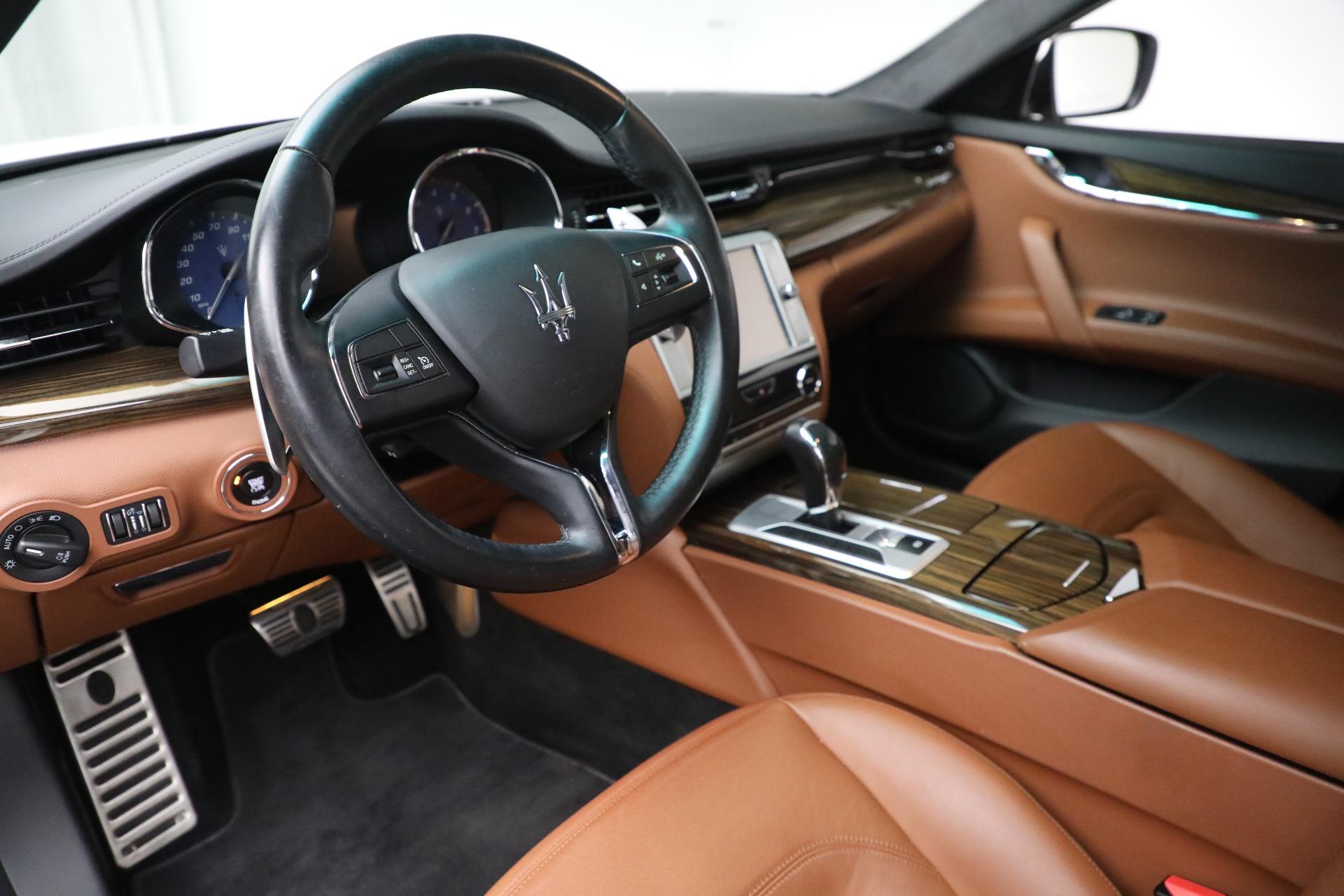 Used 2015 Maserati Quattroporte S Q4 | Greenwich, CT