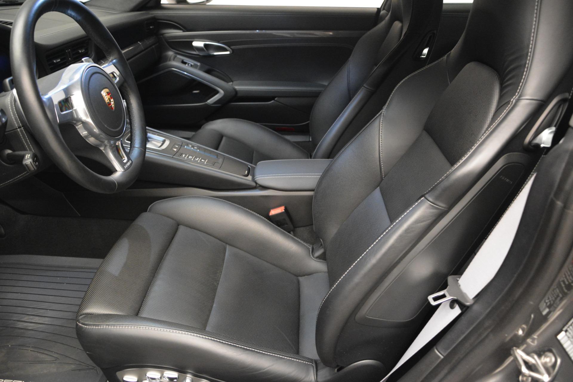 Used 2015 Porsche 911 Turbo S | Greenwich, CT