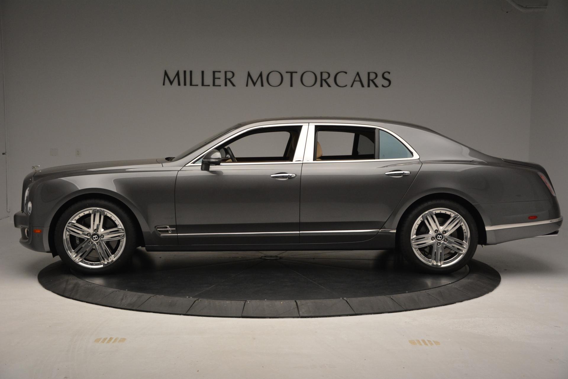 2011 Bentley Mulsanne Stock 6724 for sale near Greenwich CT