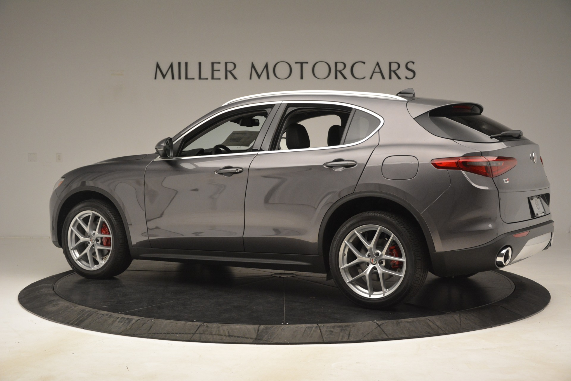 New 2019 Alfa Romeo Stelvio Ti Lusso Q4 | Greenwich, CT