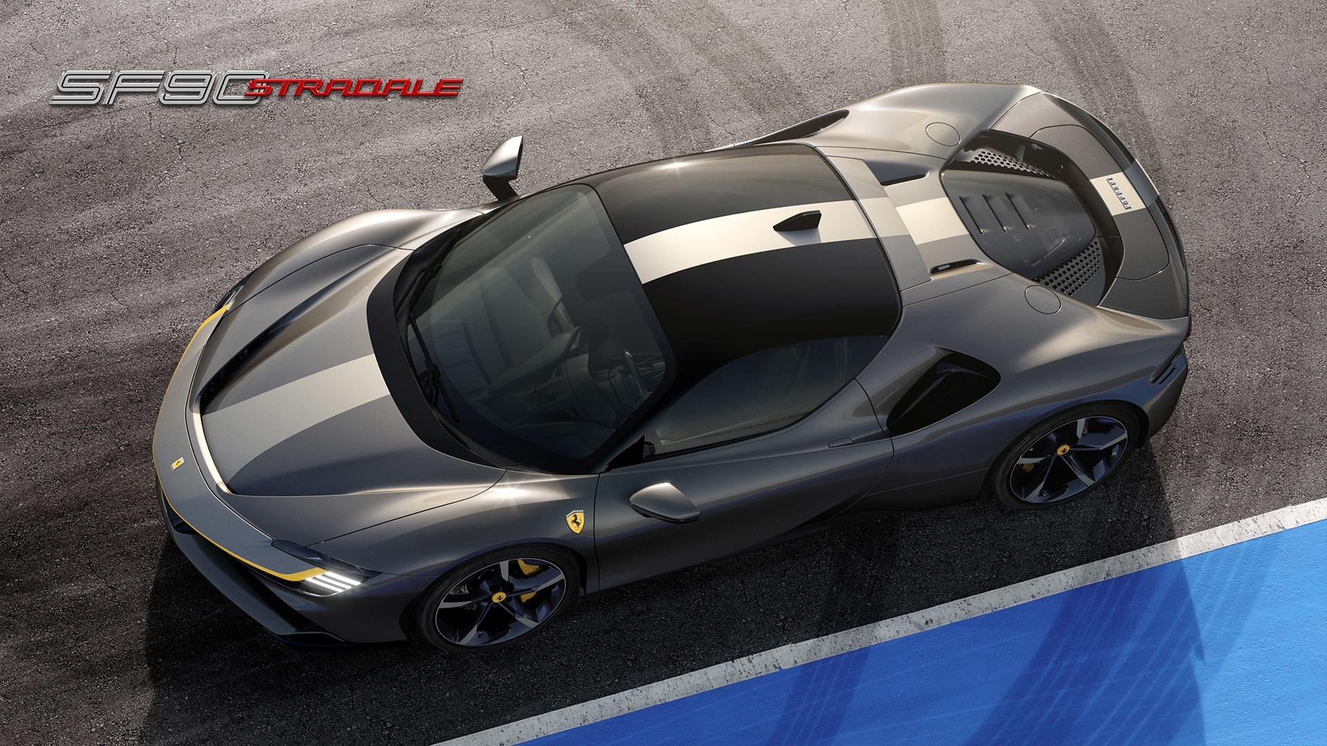 New 2020 Ferrari SF90 Stradale  | Greenwich, CT