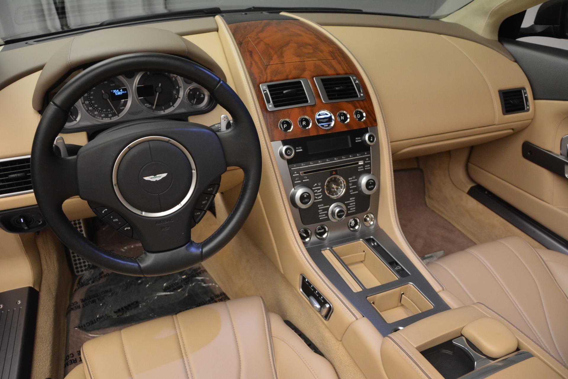 Used 2012 Aston Martin Virage Convertible   Greenwich, CT