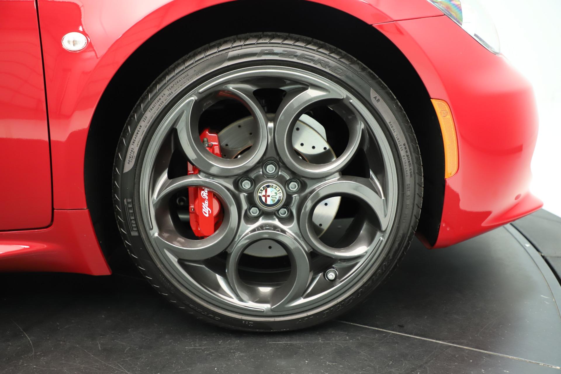 Used 2015 Alfa Romeo 4C  | Greenwich, CT