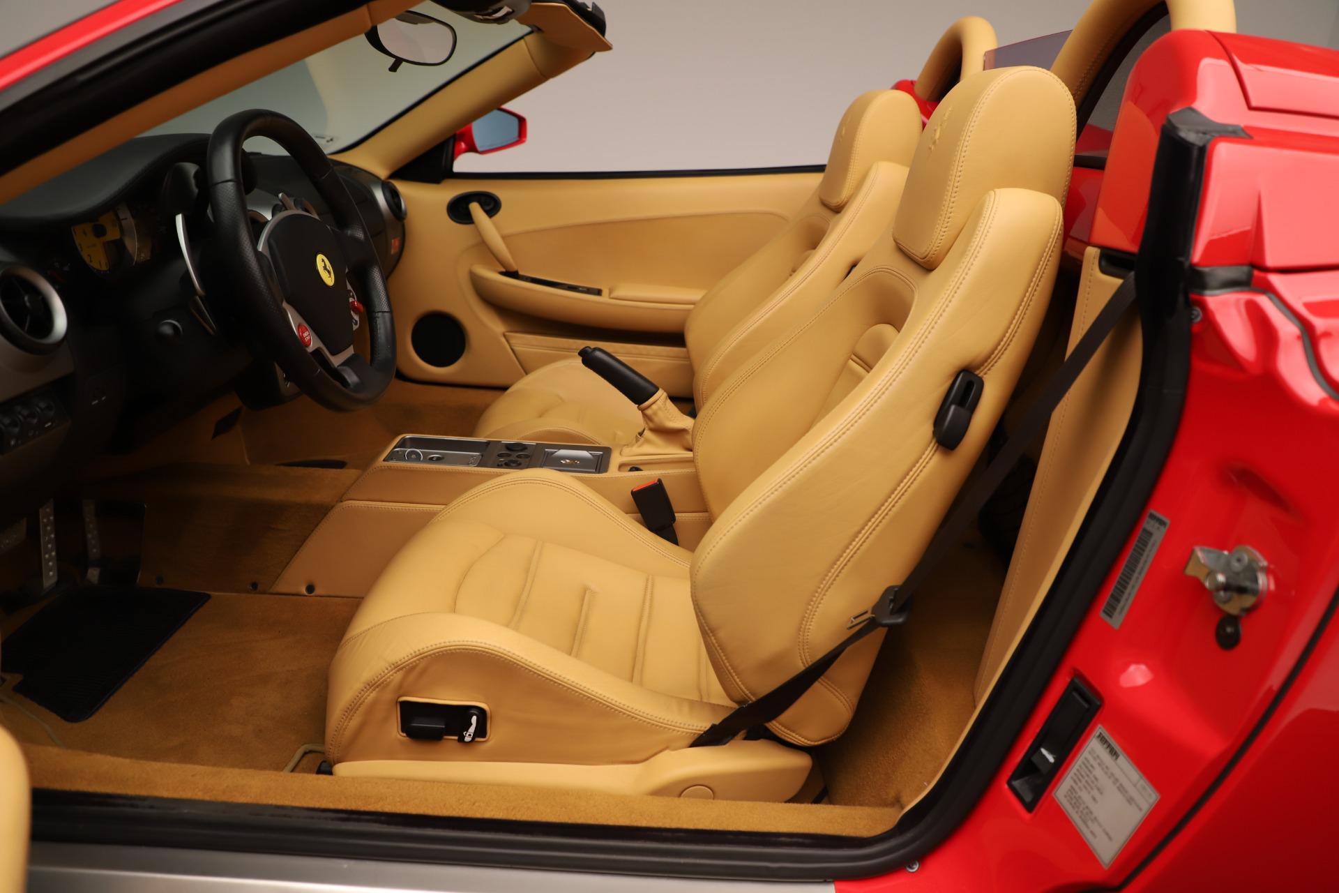 Used 2007 Ferrari F430 F1 Spider | Greenwich, CT