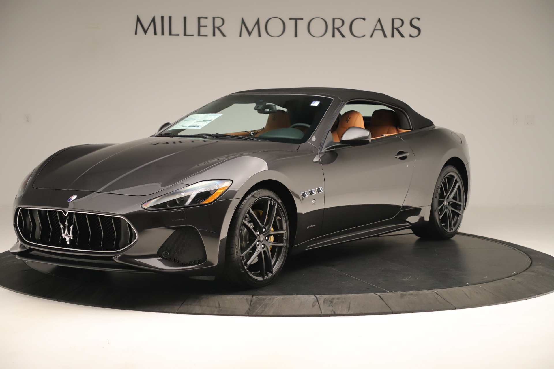 New 2019 Maserati GranTurismo Sport Convertible | Greenwich, CT