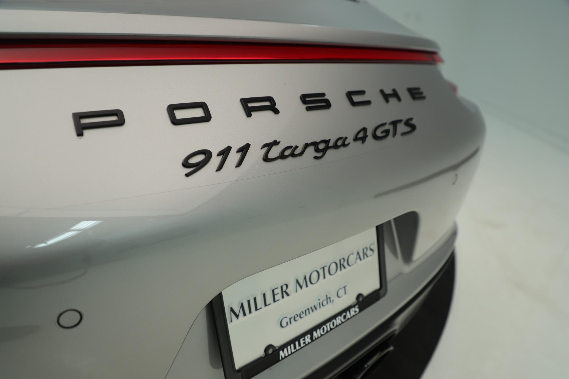 Used 2017 Porsche 911 Targa 4 GTS | Greenwich, CT