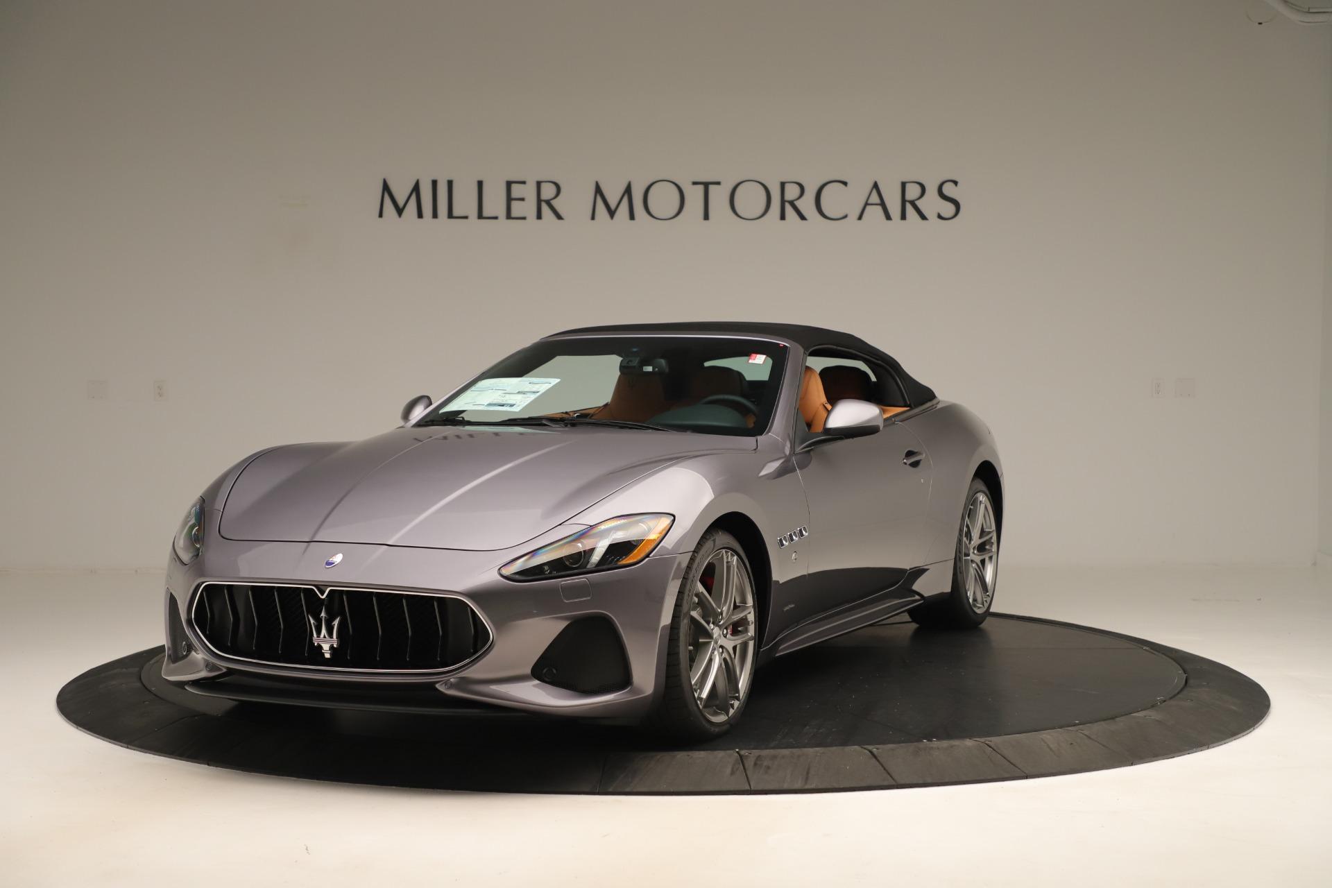 New 2019 Maserati GranTurismo Sport Convertible   Greenwich, CT