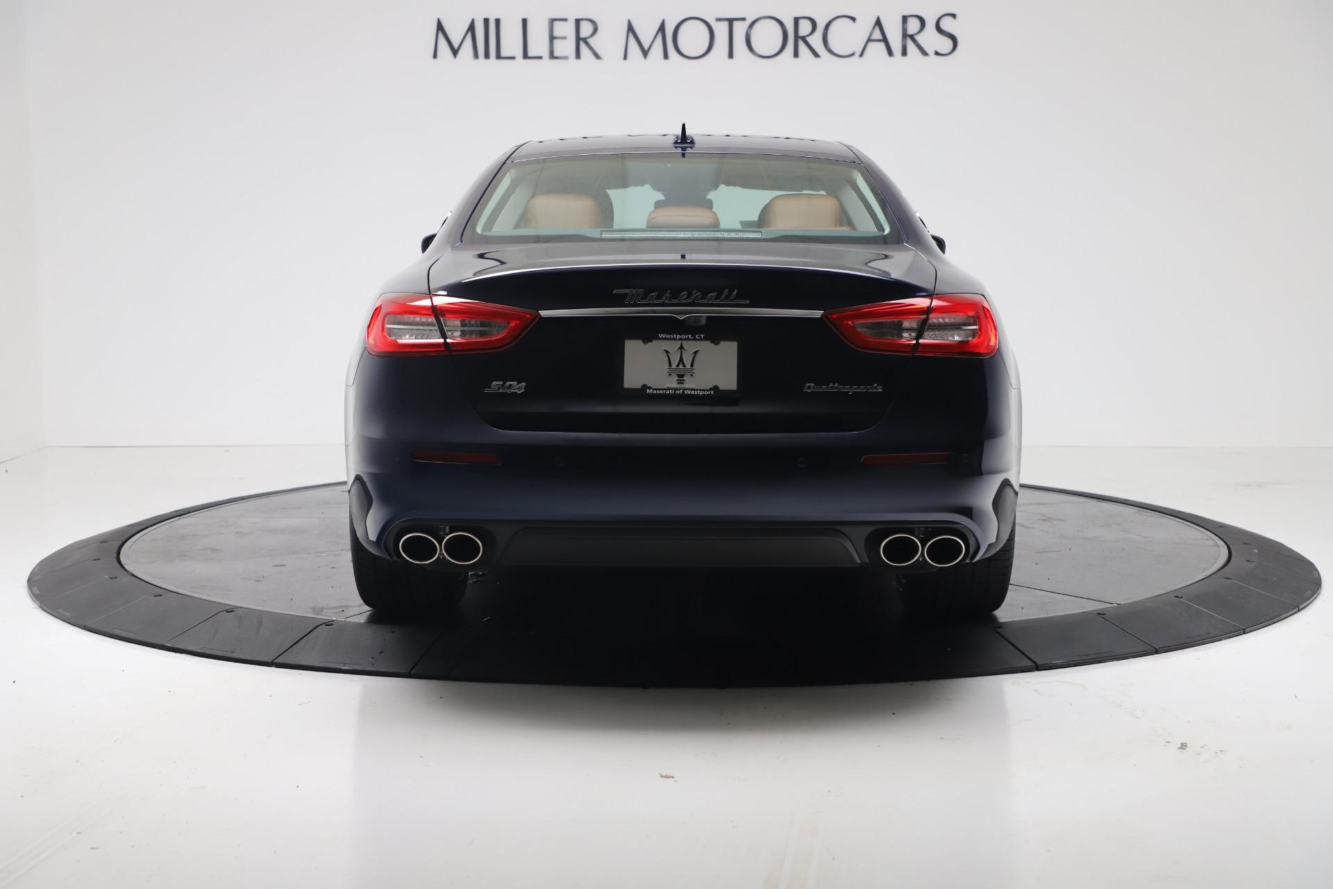 New 2019 Maserati Quattroporte S Q4   Greenwich, CT