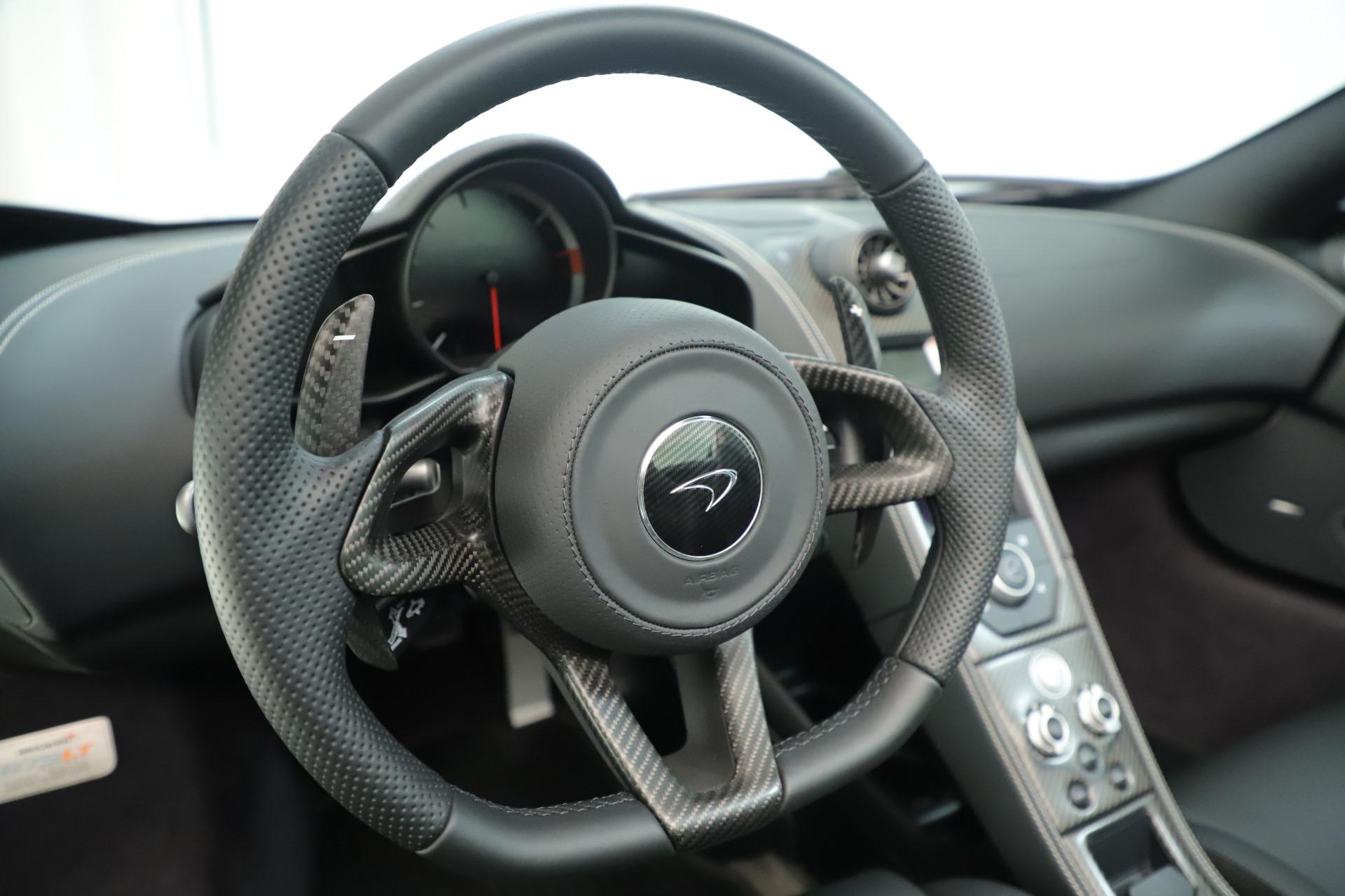 Used 2016 McLaren 675LT Convertible   Greenwich, CT