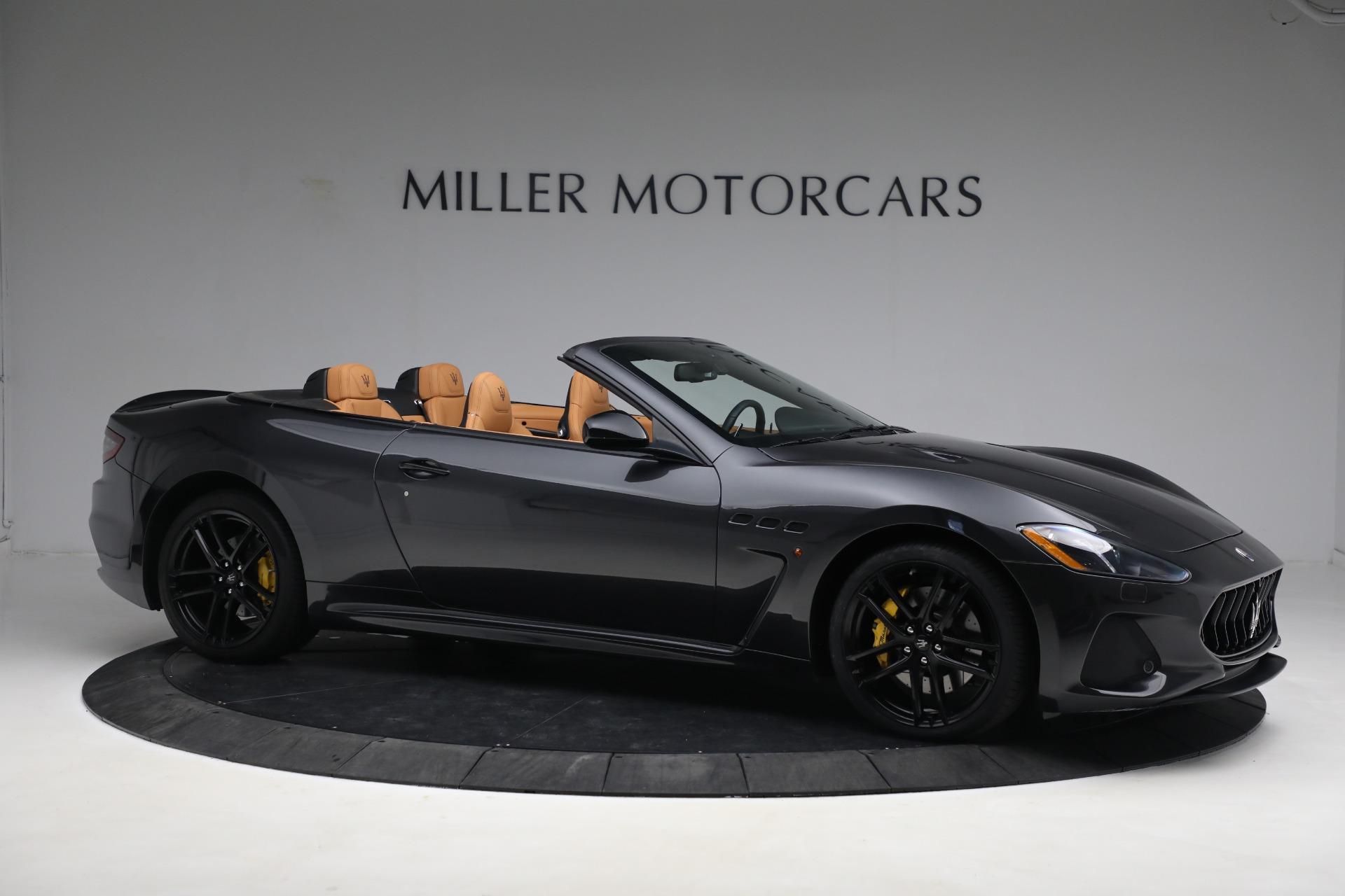 New 2019 Maserati GranTurismo MC Convertible   Greenwich, CT