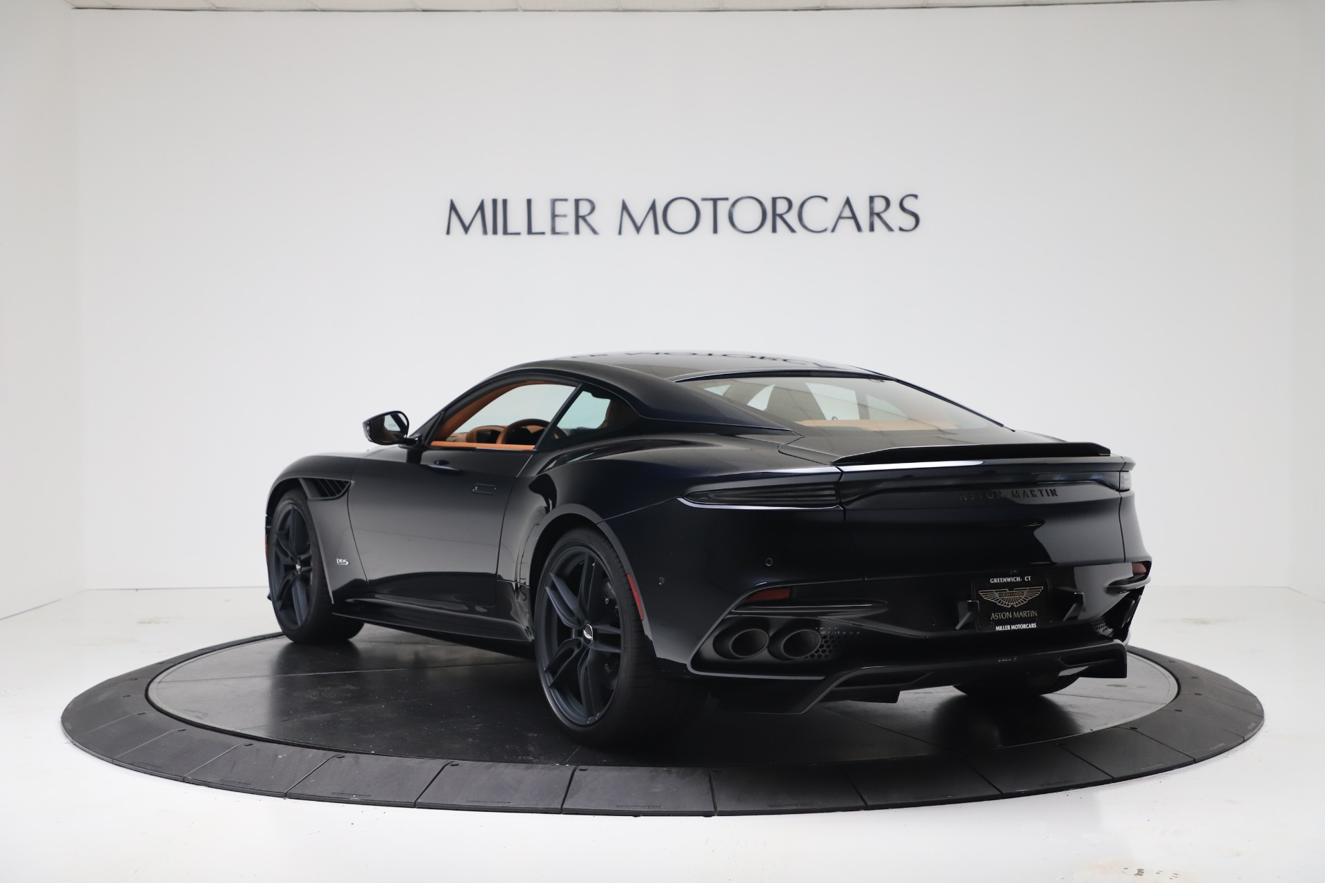 New 2020 Aston Martin DBS Superleggera Coupe | Greenwich, CT