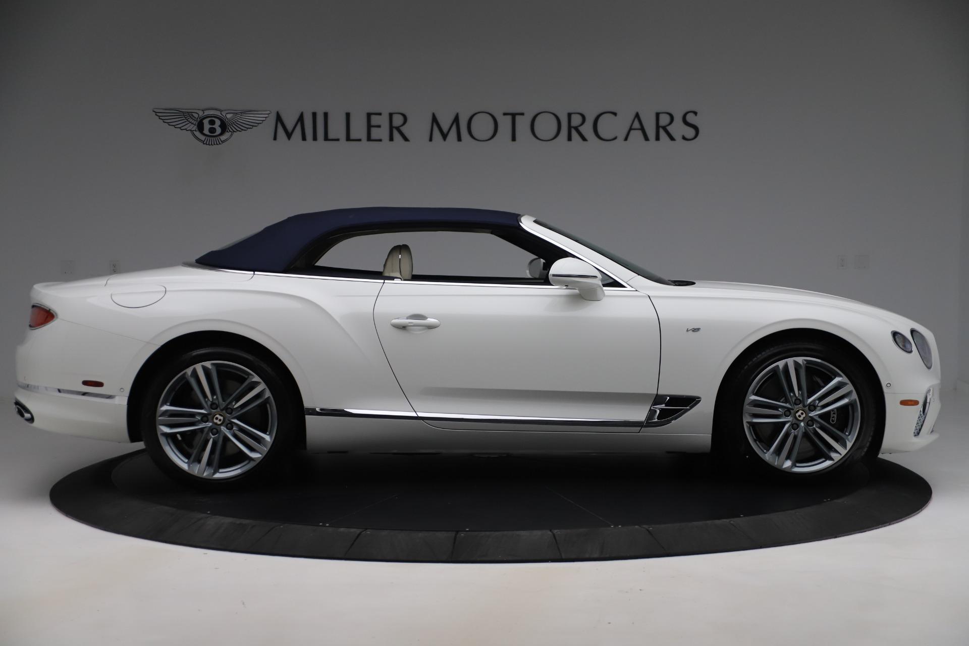 New 2020 Bentley Continental GTC V8   Greenwich, CT