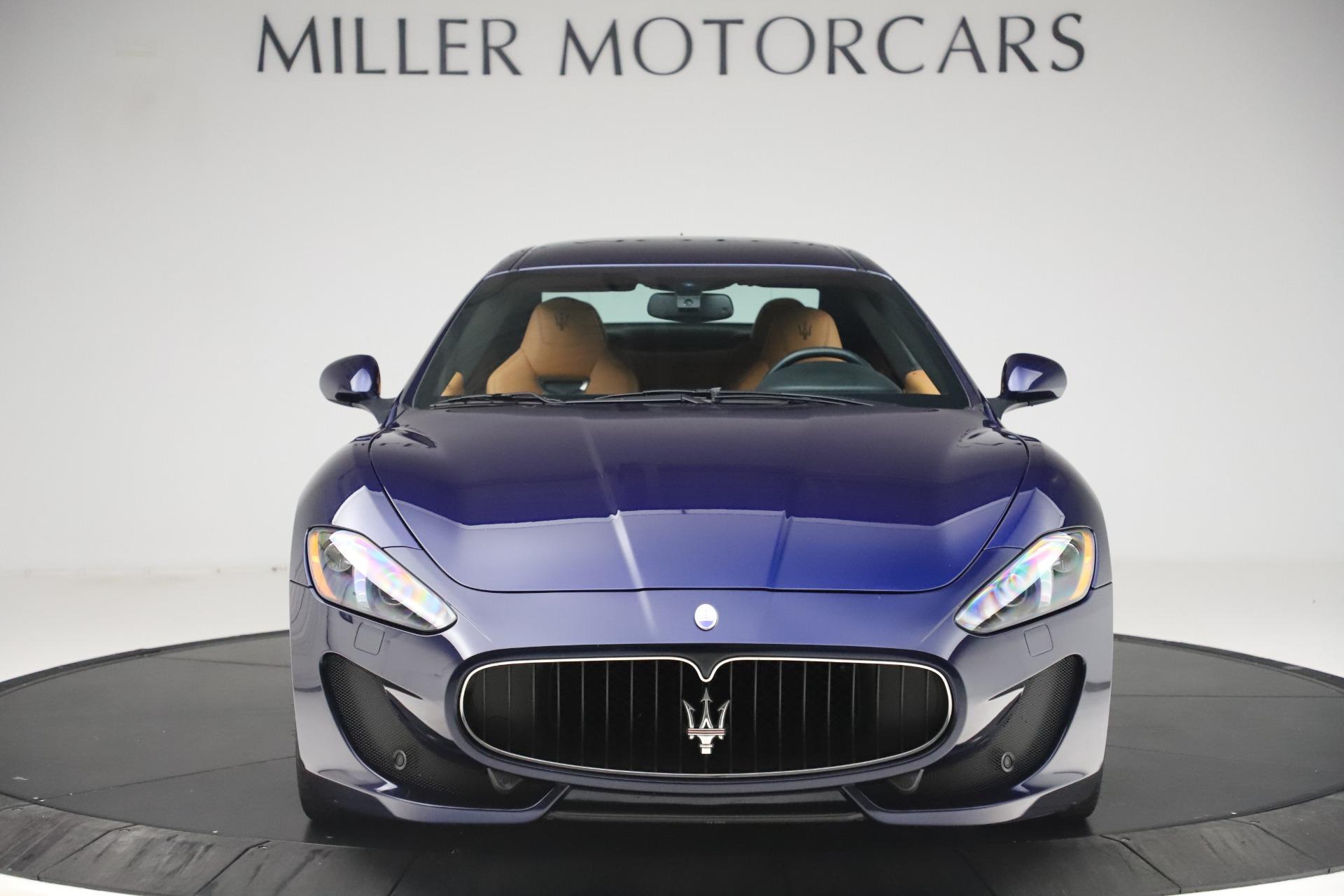 Used 2016 Maserati GranTurismo Sport   Greenwich, CT