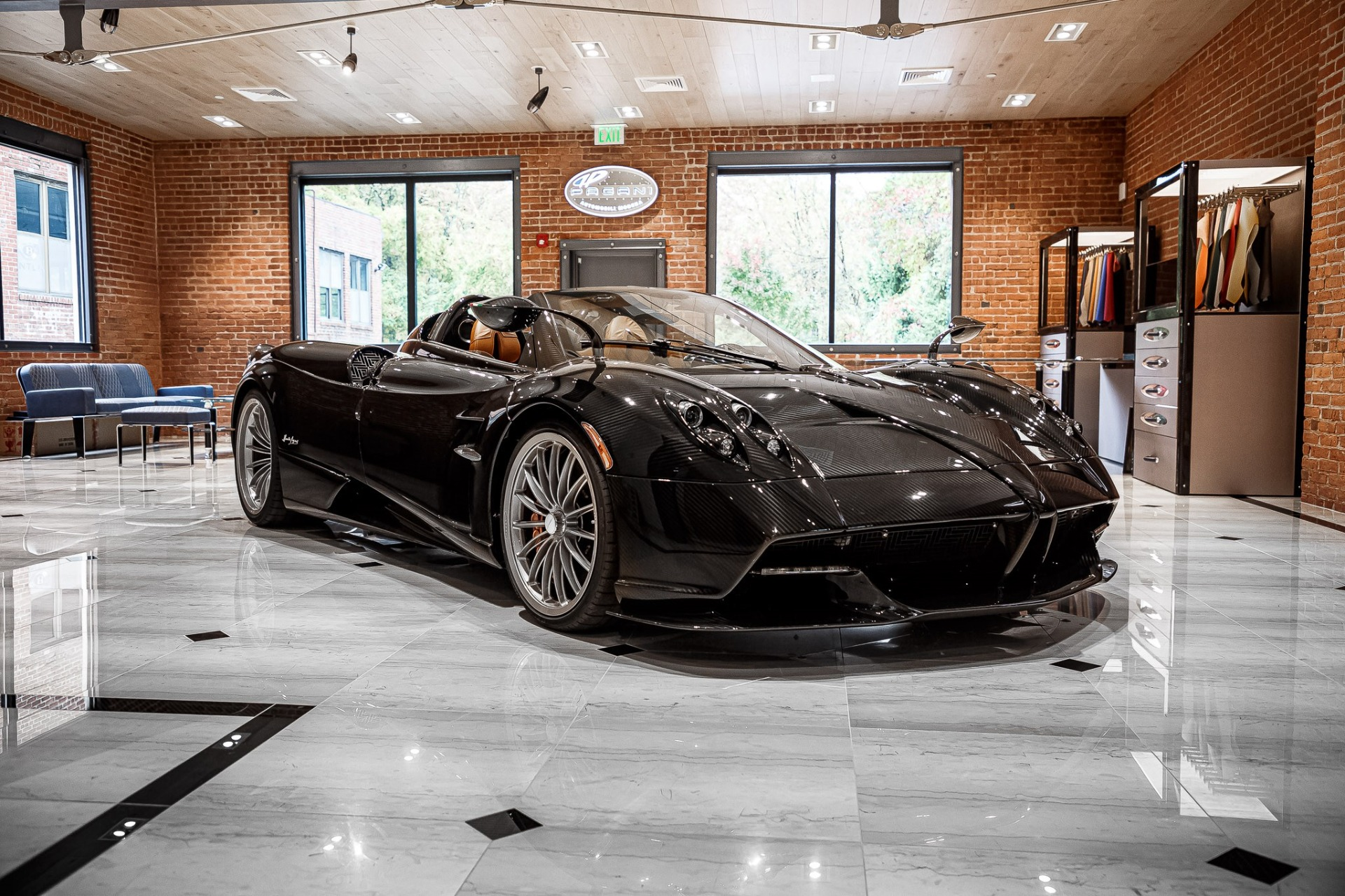 Used 2017 Pagani Huayra Roadster Roadster | Greenwich, CT