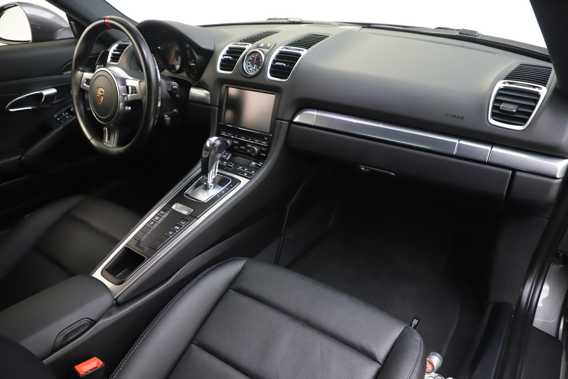 Used 2015 Porsche Cayman S   Greenwich, CT