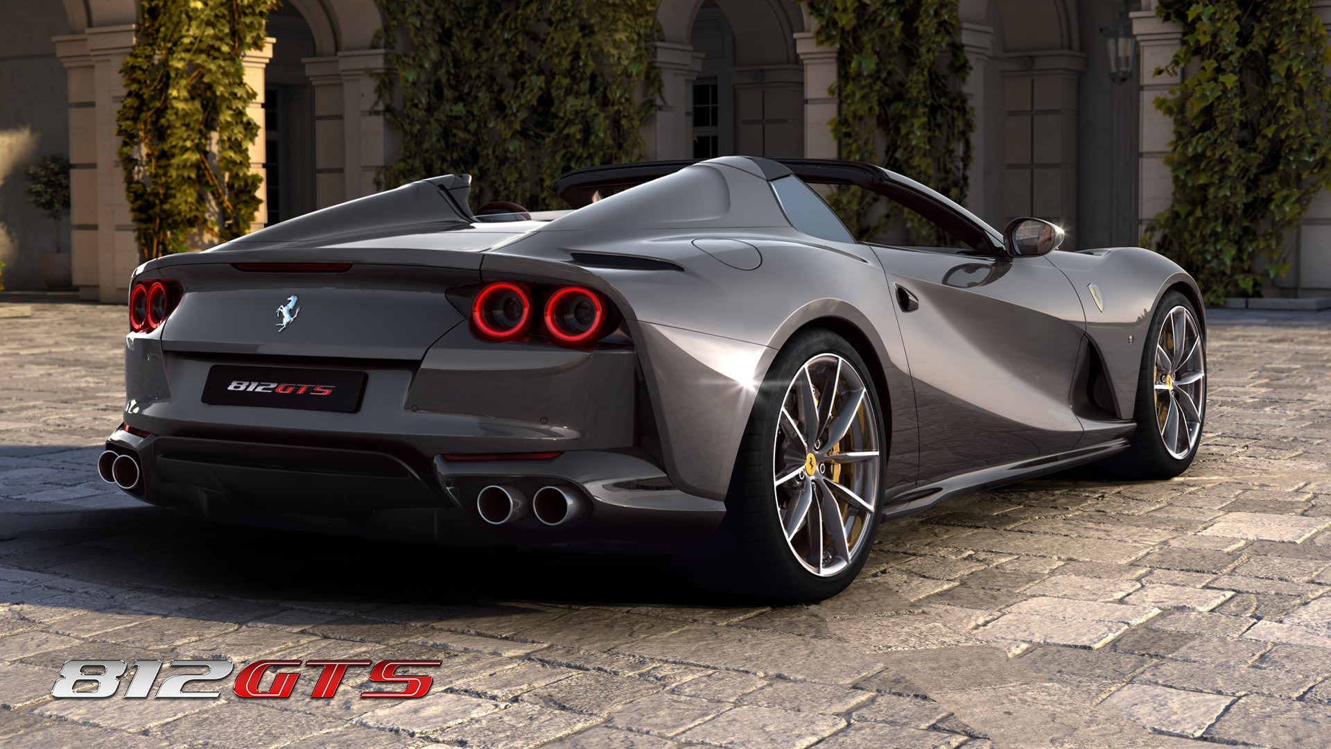 New 2020 Ferrari 812GTS  | Greenwich, CT