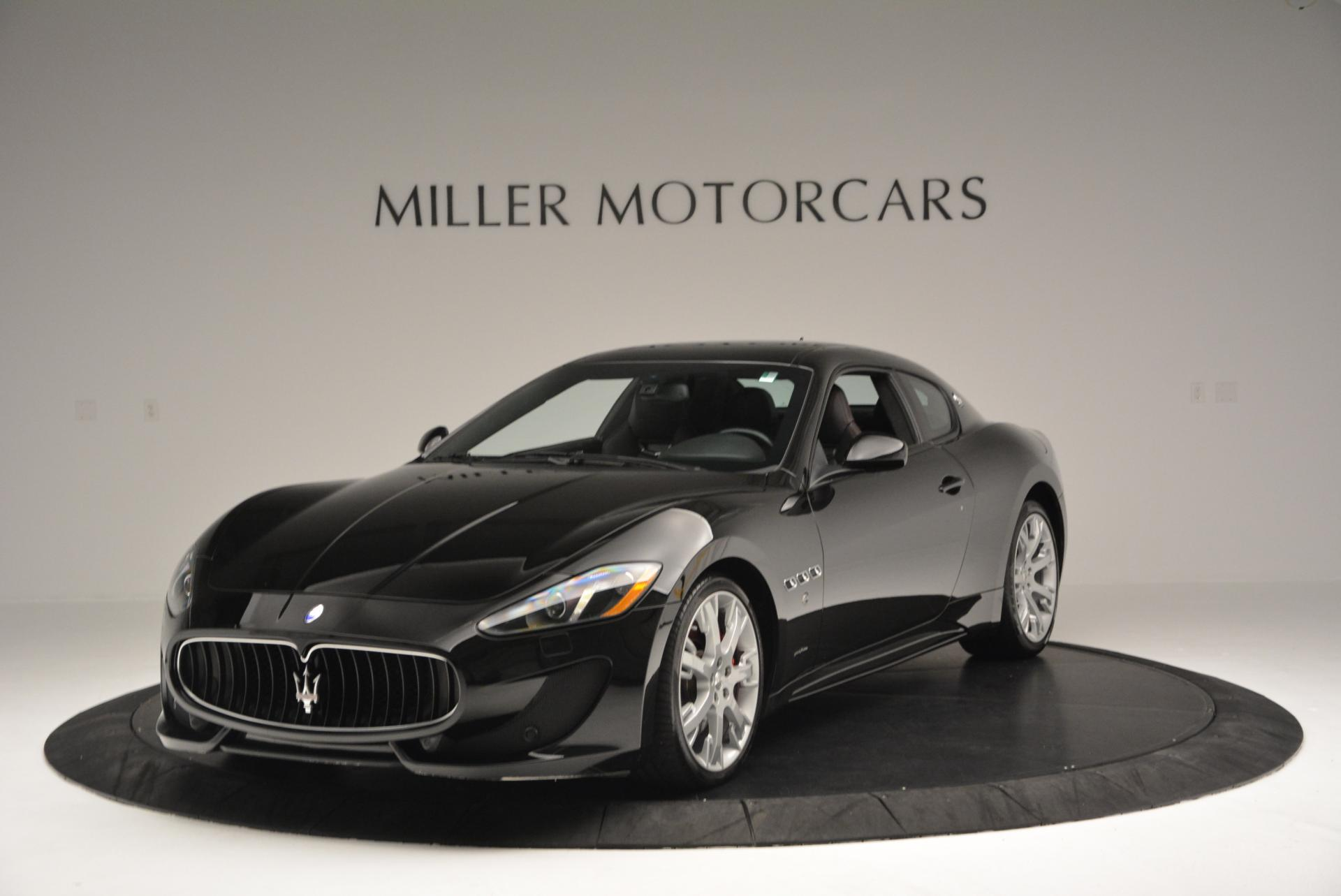 Used 2013 Maserati GranTurismo Sport | Greenwich, CT