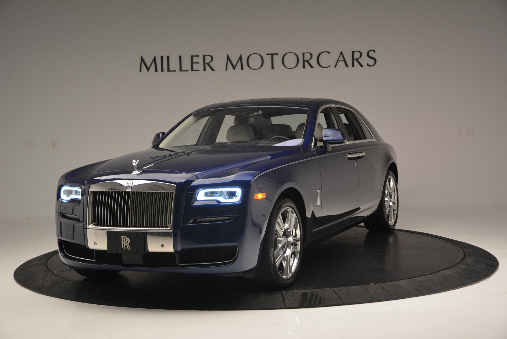 Used 2016 Rolls-Royce Ghost Series II  | Greenwich, CT