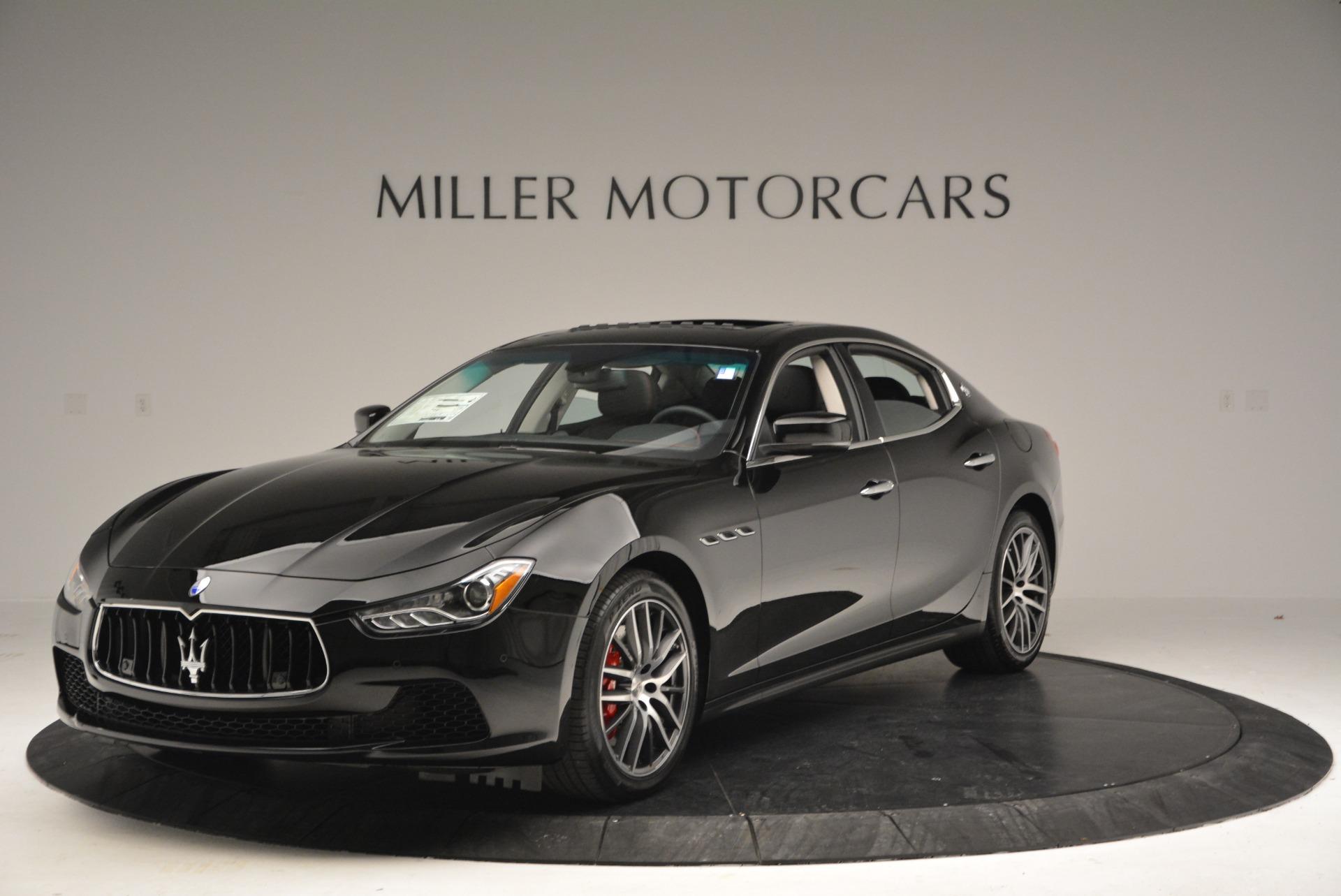 Used 2017 Maserati Ghibli S Q4 - EX Loaner   Greenwich, CT