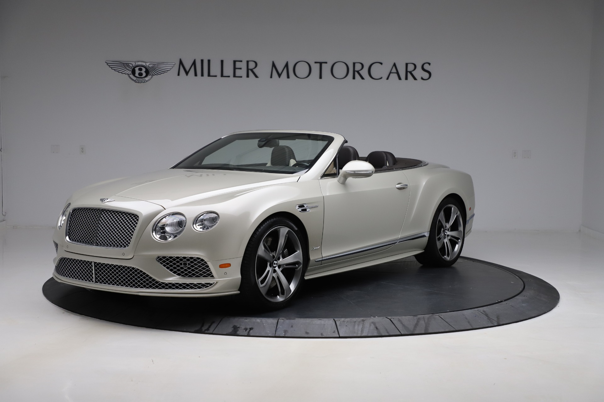 Used 2016 Bentley Continental GTC Speed | Greenwich, CT