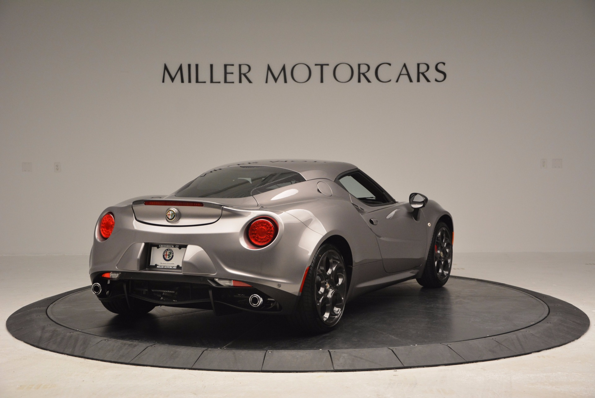 New 2016 Alfa Romeo 4C  | Greenwich, CT