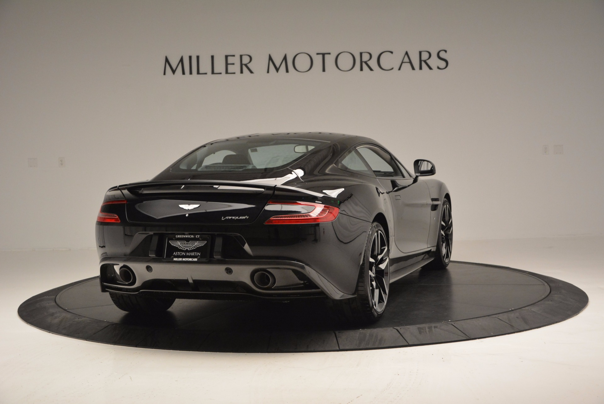 Used 2017 Aston Martin Vanquish 2 Door Coupe Greenwich Ct