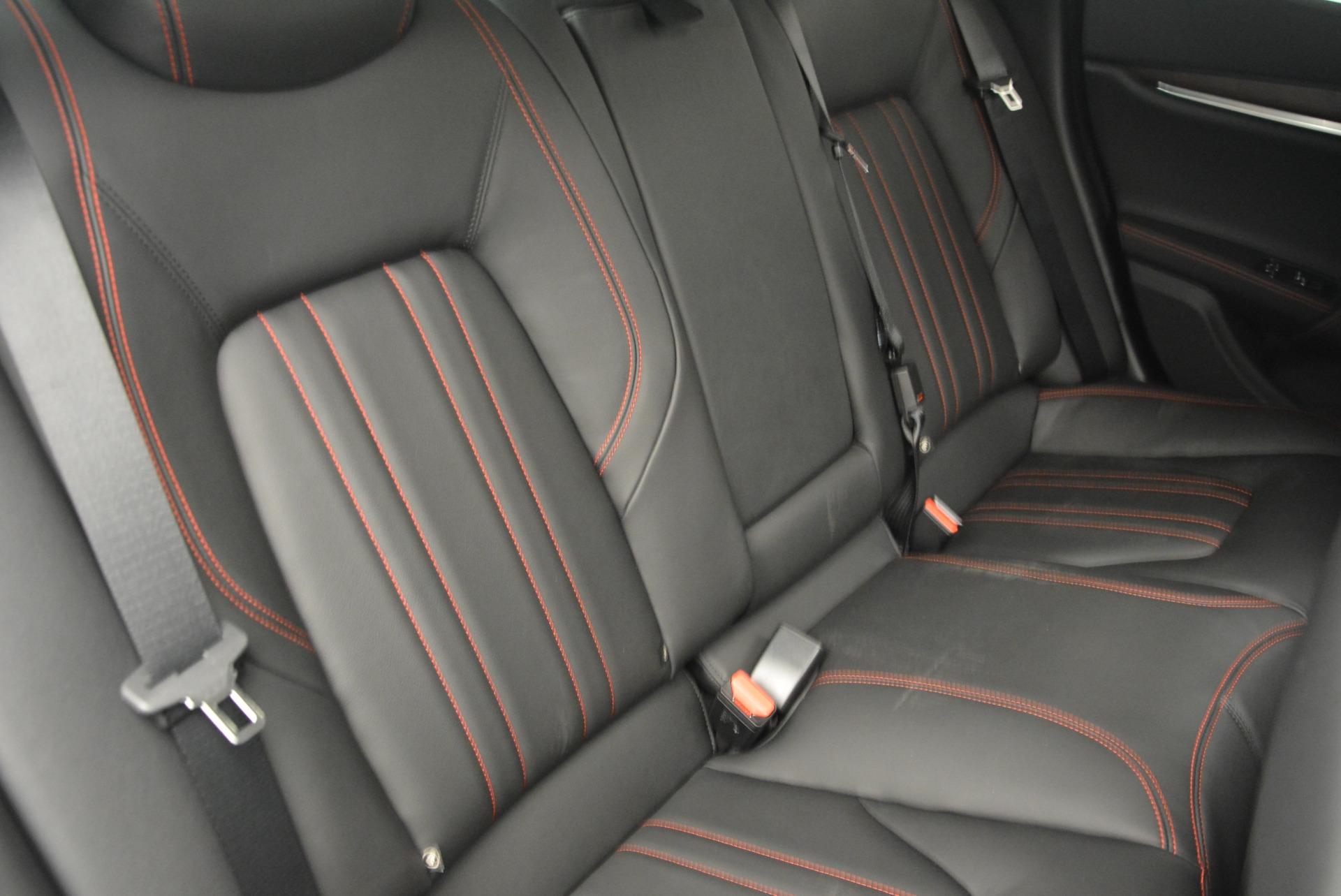 Used 2016 Maserati Ghibli S Q4  EX-LOANER   Greenwich, CT