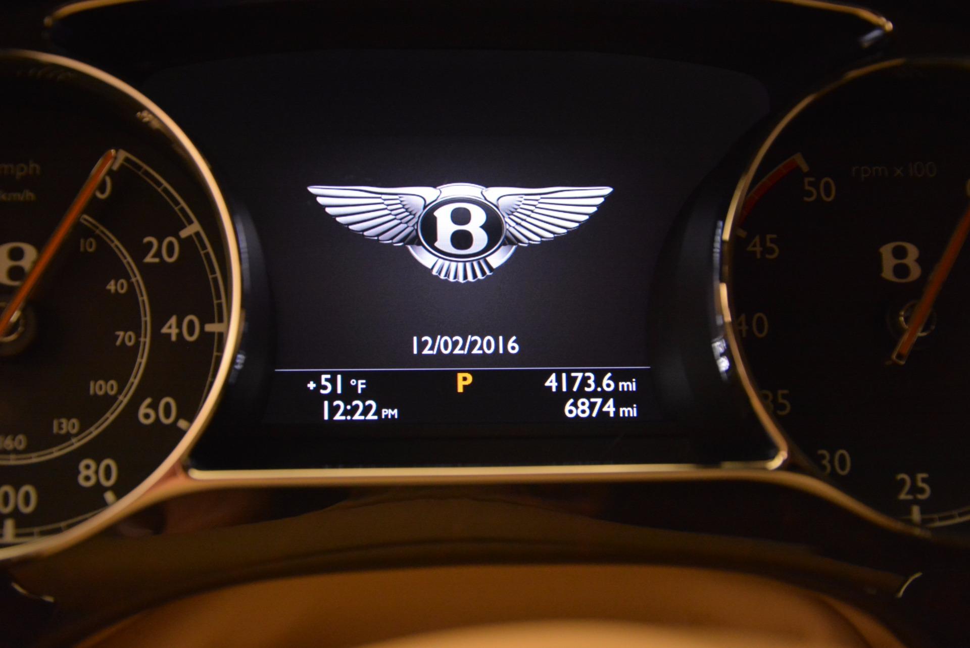 Used 2016 Bentley Mulsanne Speed   Greenwich, CT