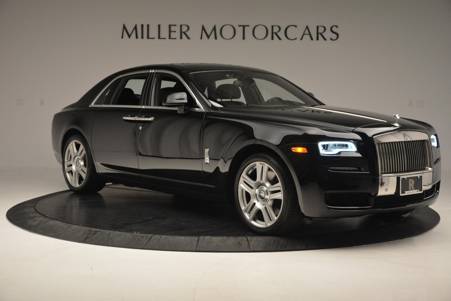 Used 2016 Rolls-Royce Ghost Series II    Greenwich, CT