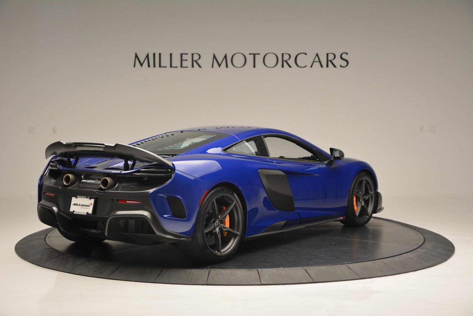 Used 2016 McLaren 675LT Coupe   Greenwich, CT