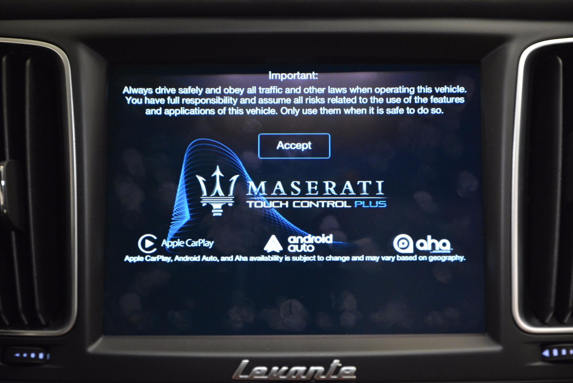 Used 2017 Maserati Levante S | Greenwich, CT