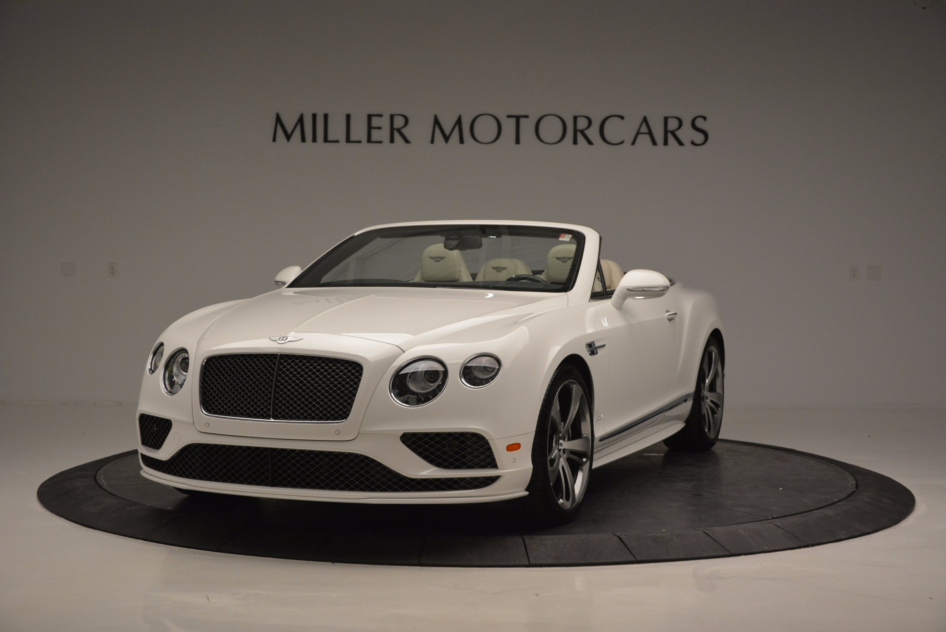 New 2017 Bentley Continental GT Speed Convertible  | Greenwich, CT