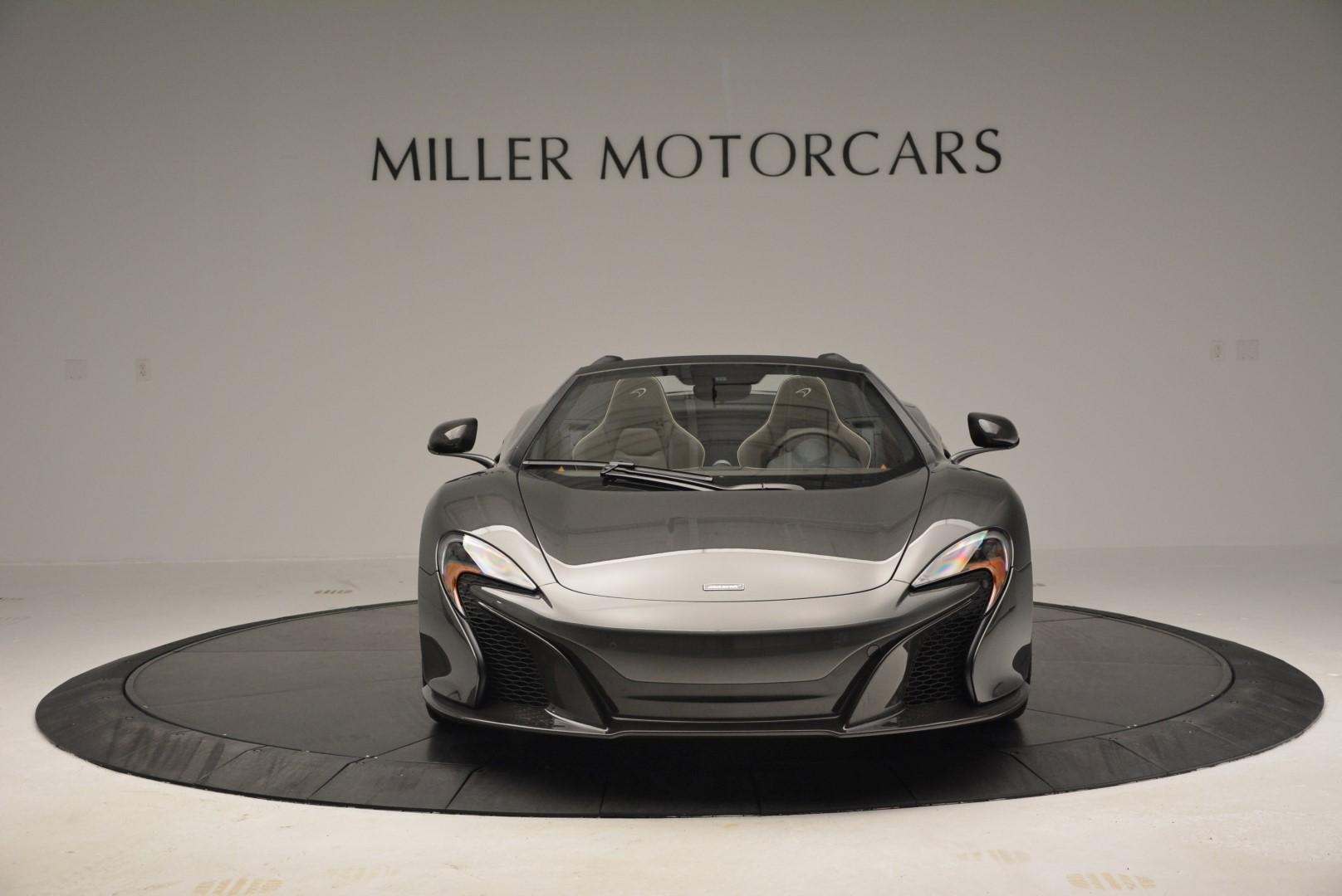 Used 2016 McLaren 650S Convertible | Greenwich, CT