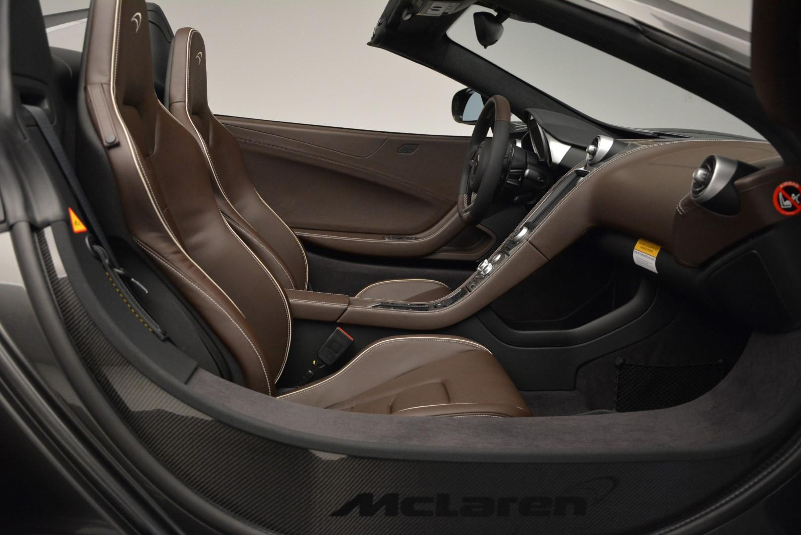 Used 2016 McLaren 650S Convertible   Greenwich, CT