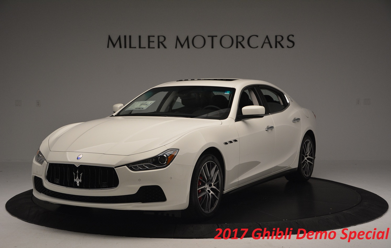 Used 2017 Maserati Ghibli S Q4 | Greenwich, CT