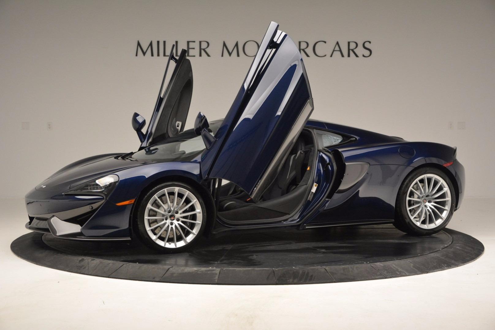 New 2017 McLaren 570GT    Greenwich, CT