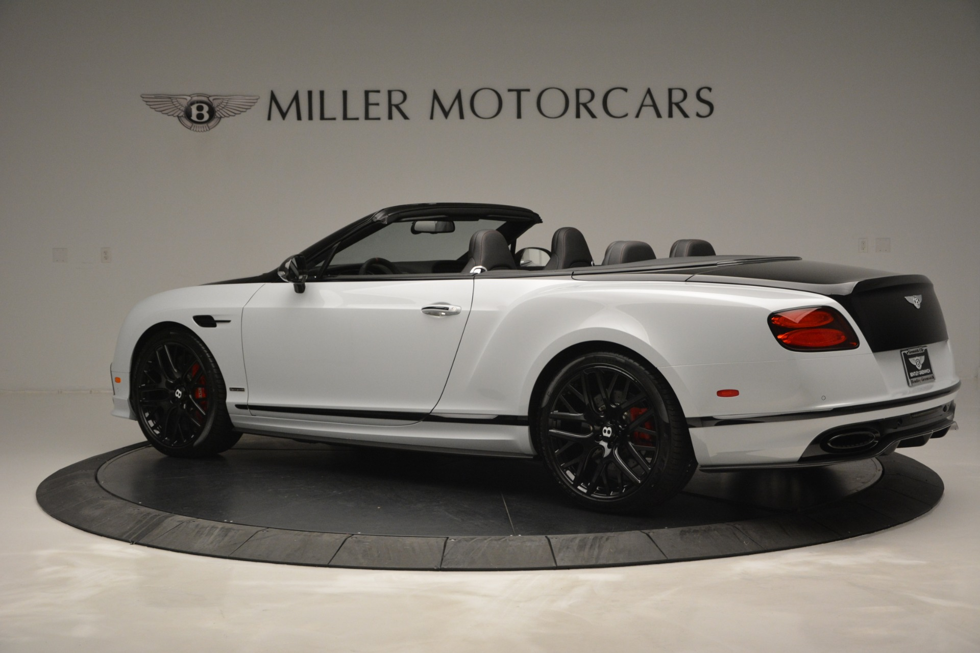 New 2018 Bentley Continental GT Supersports Convertible | Greenwich, CT