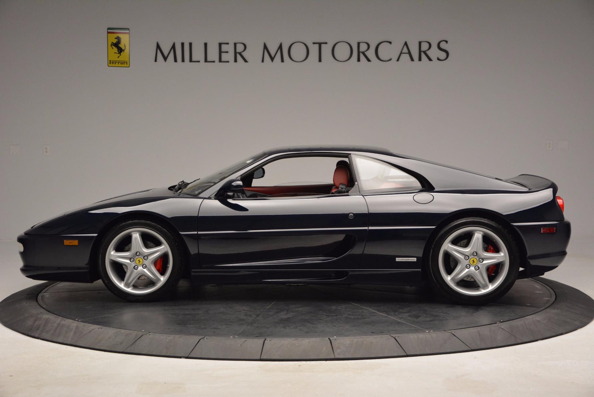 Used 1999 Ferrari 355 Berlinetta | Greenwich, CT