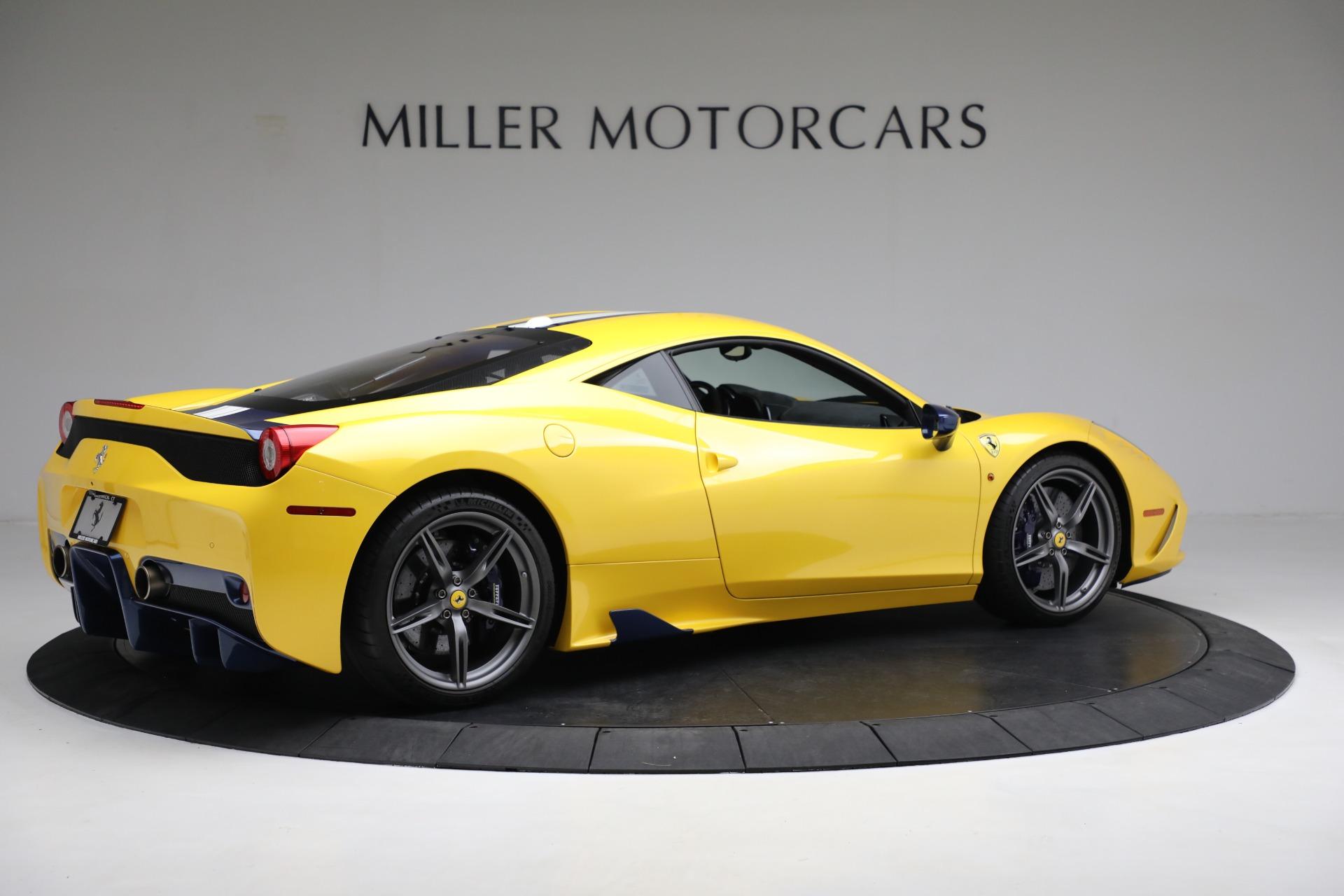 Used 2015 Ferrari 458 Speciale    Greenwich, CT
