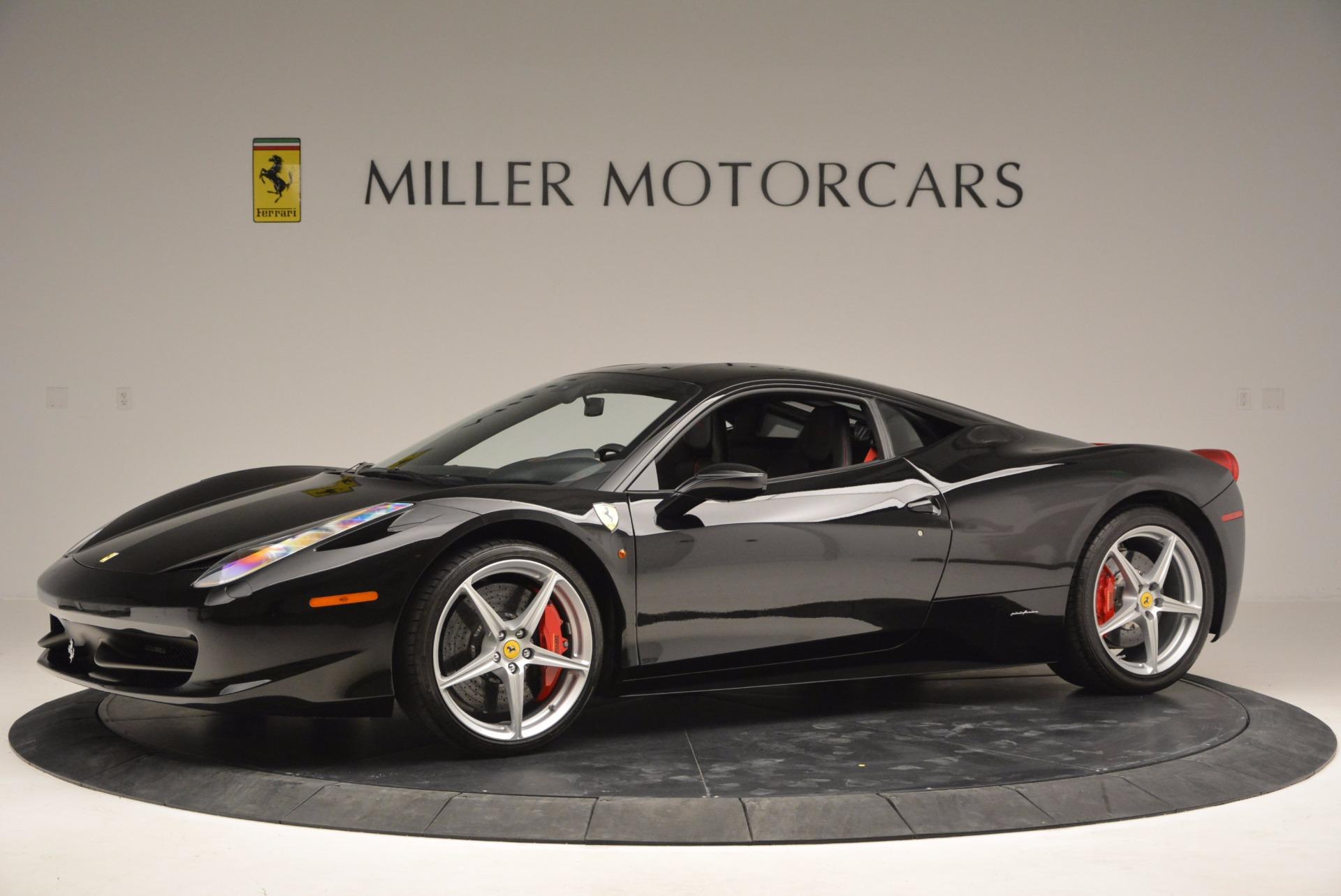 Used 2013 Ferrari 458 Italia  | Greenwich, CT