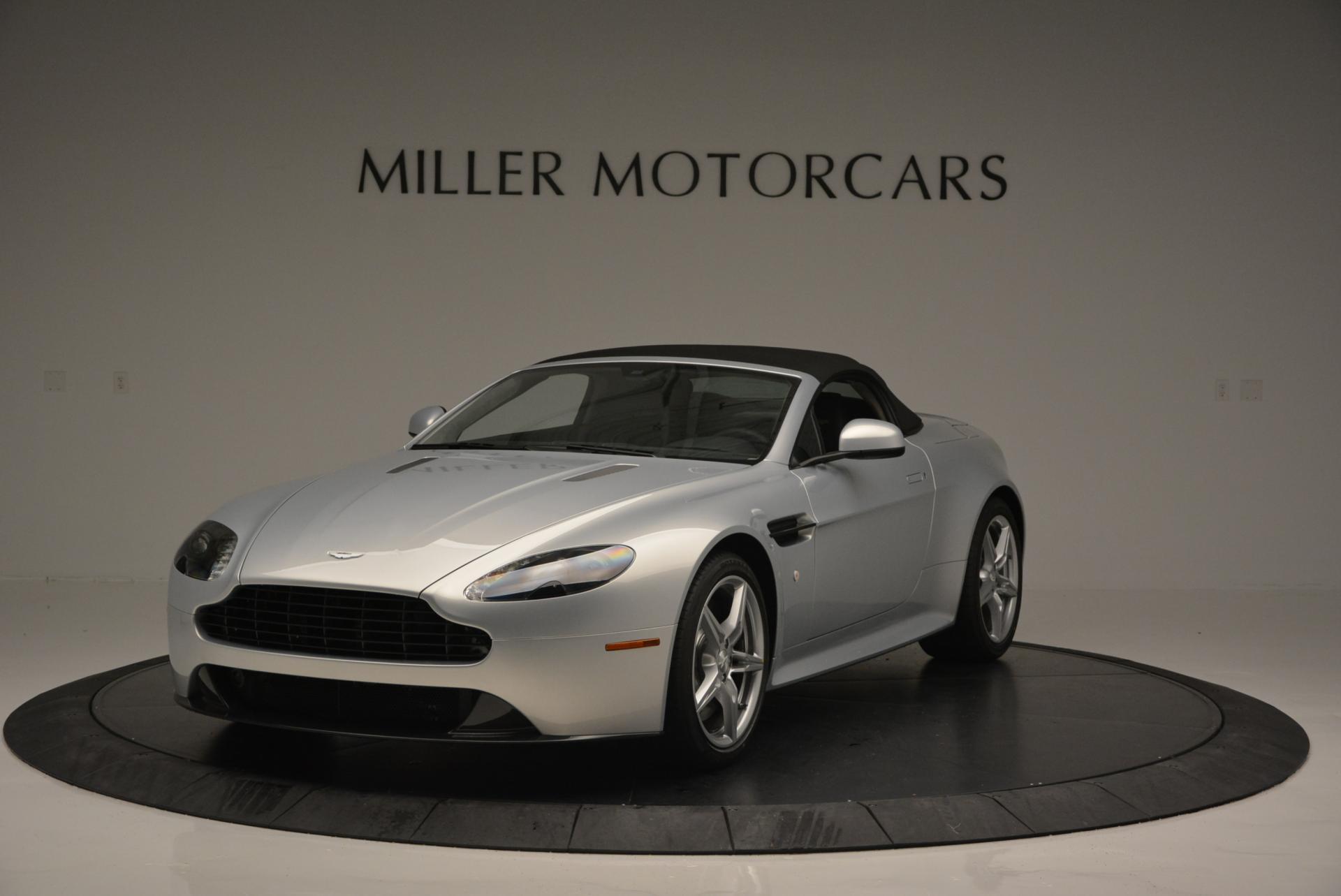 New 2016 Aston Martin V8 Vantage GTS Roadster | Greenwich, CT
