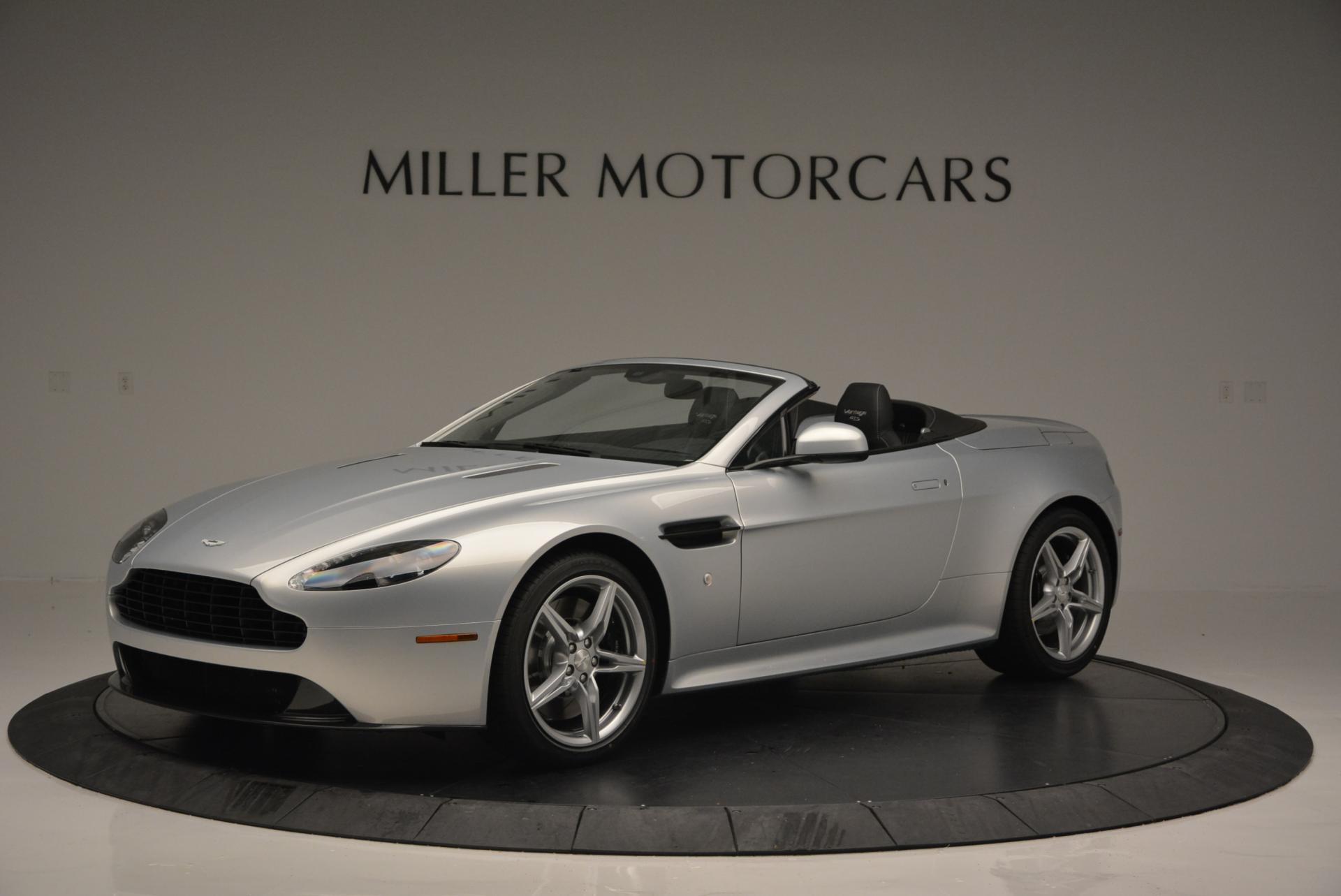 New 2016 Aston Martin V8 Vantage GTS Roadster   Greenwich, CT