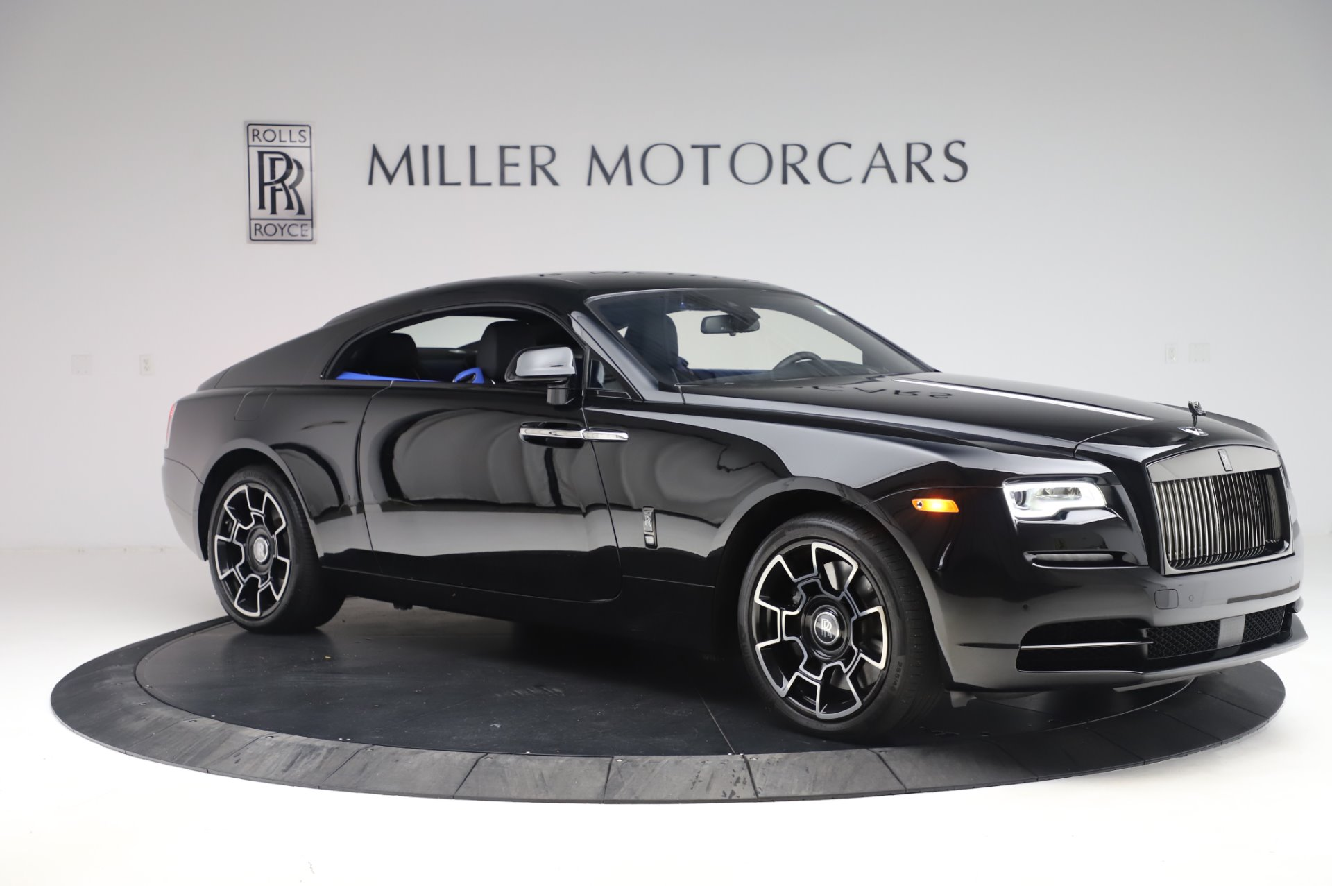 New 2017 Rolls-Royce Wraith Black Badge | Greenwich, CT