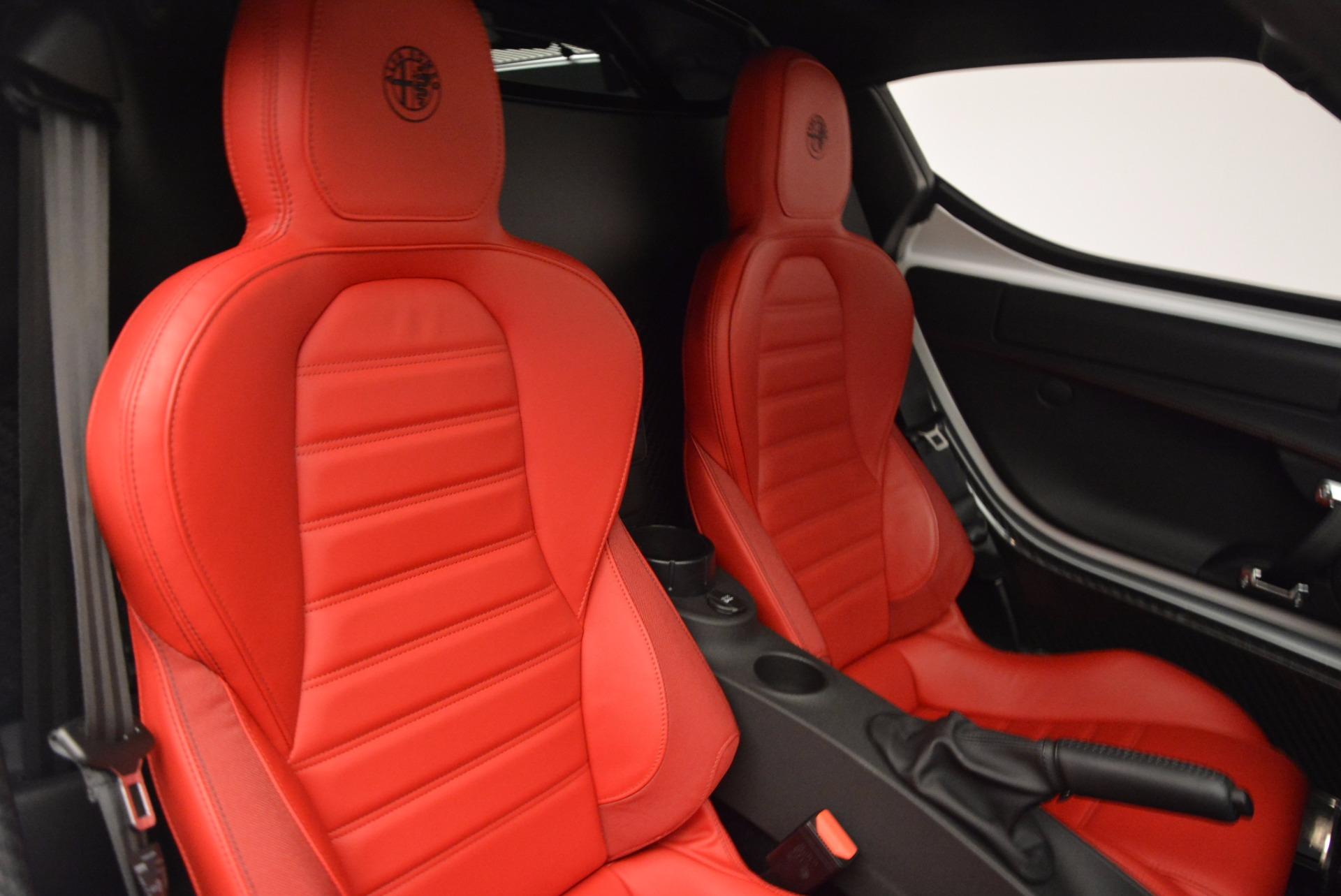 New 2016 Alfa Romeo 4C Coupe   Greenwich, CT
