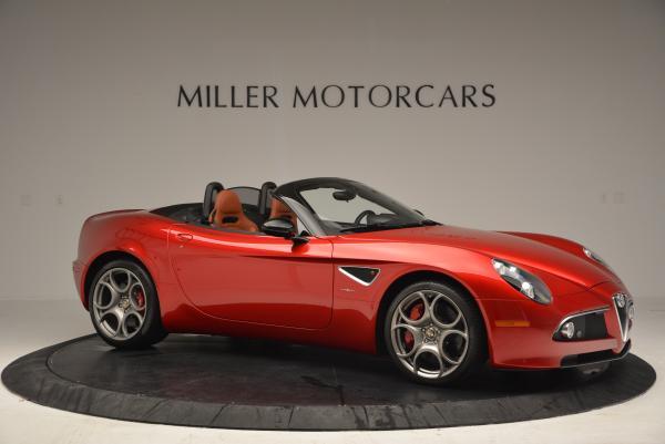 Used 2009 Alfa Romeo 8C Competizione Spider for sale $353,900 at Pagani of Greenwich in Greenwich CT 06830 10